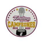 Imán Campeones 20