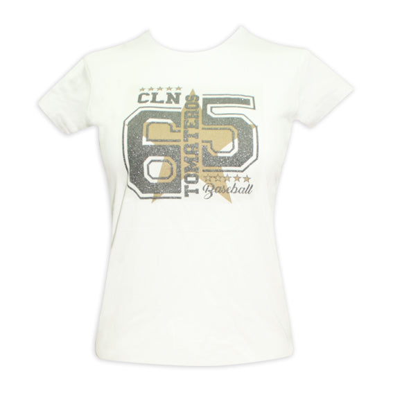 Playera Glitter 65 Star