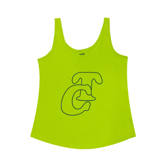 Tanktop TC Green