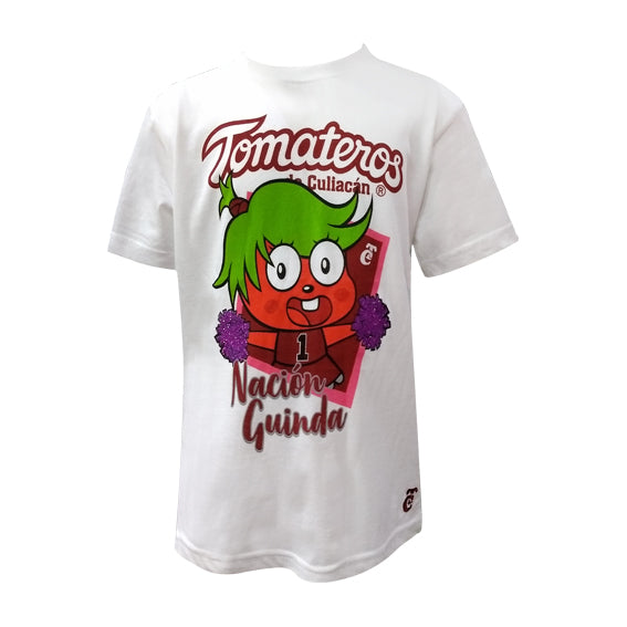 Playera Cheer Tomatin