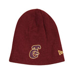 Beanie Knit 2 Doble Vista Tomateros