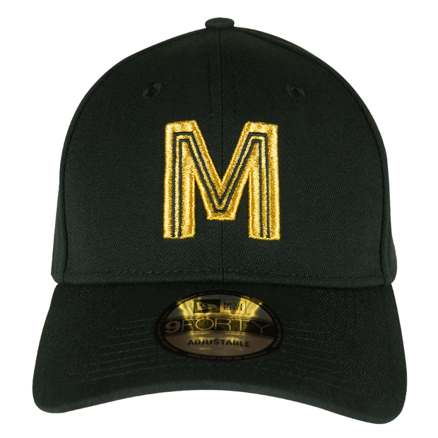 Gorra 940 Black M Gold SC 21