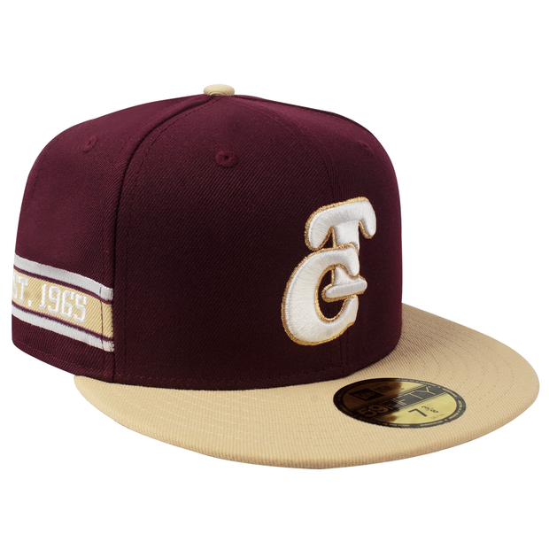 Gorra 5950 Stripes TC Maroon 20