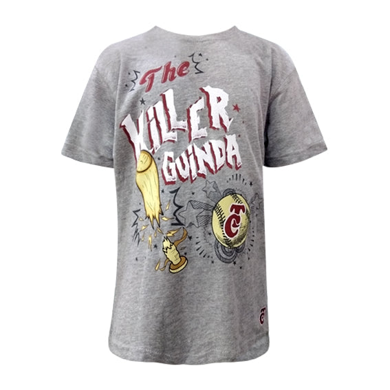 Playera Killer Guinda TC