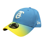 Gorra Snap Blue Visor Green
