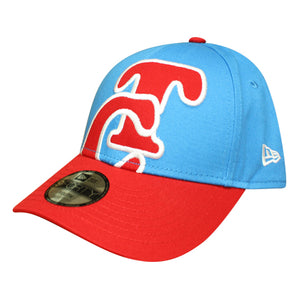 Gorra Snap Blue TC Red