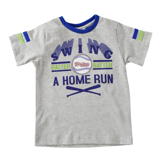 Playera Swing Bats 19