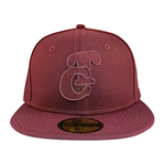 Gorra 5950 Diamond Maroon 19