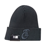 Beanie Black on Black 19