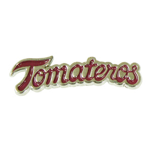 Pin Tomateros Nickel
