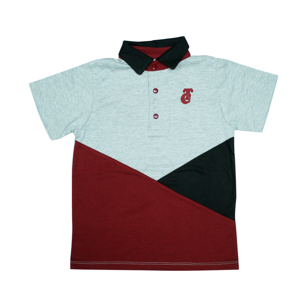 Playera Polo TC Tricolor