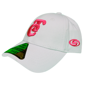 Gorra SB White TC Pink Kids
