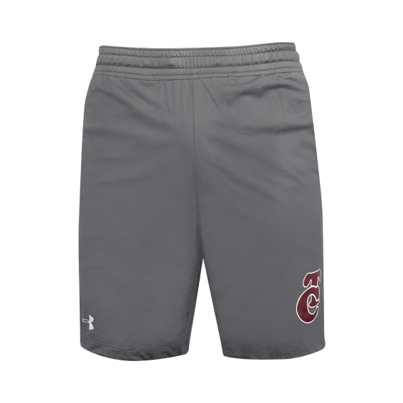 Short Training Woven UA 20 Caballero