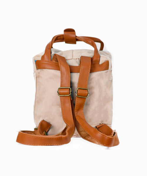 Mochila Katrine Light Brown - Pikers