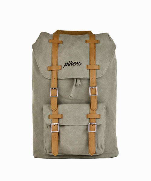 Mochila Bandido Old Grey - Pikers