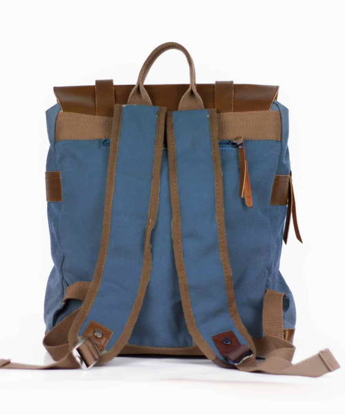Mochila Bohemian Old Blue - Pikers