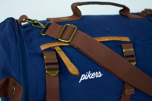 Mochila Cousteau Blue - Pikers