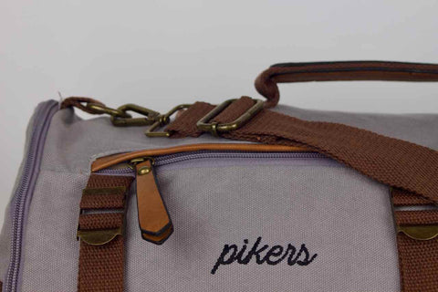 Mochila Cousteau Grey - Pikers