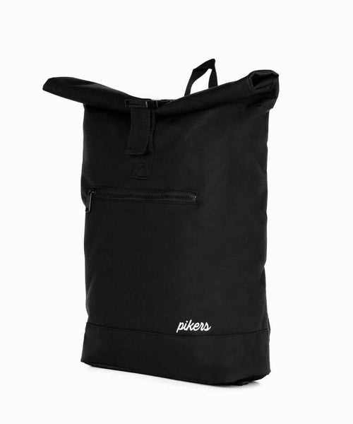 Mochila Nairobi All Black - Pikers
