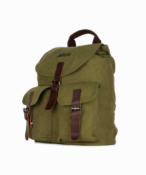 Mochila Pearl Old Green - Pikers