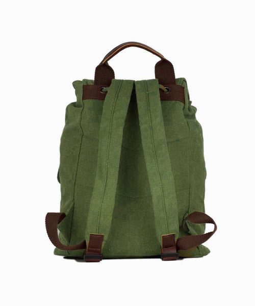 Mochila Queen Old Green