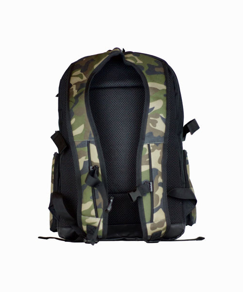 Mochila Skate Camouflage - Pikers