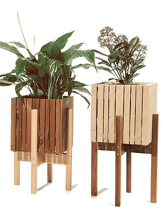 Squarely Sustainable StandOn legs