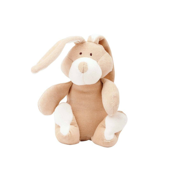 Soft and organic big bunny in cotton