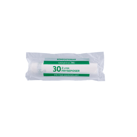 MAISTIC Compostable freezer bags