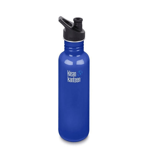 Ocean Blue Stainless Steel Classic Water Bottle - 800ml