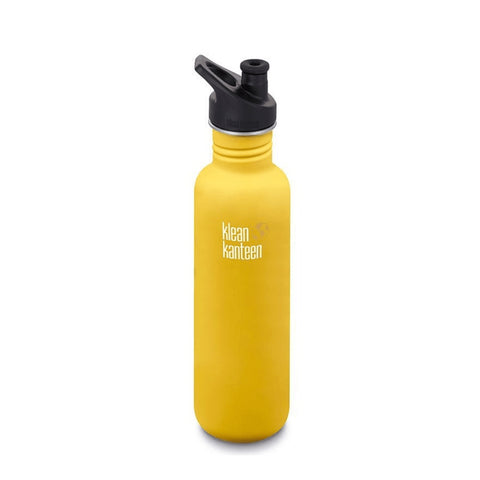 Lemon Curd Stainless Steel Classic Water Bottle - 800ml