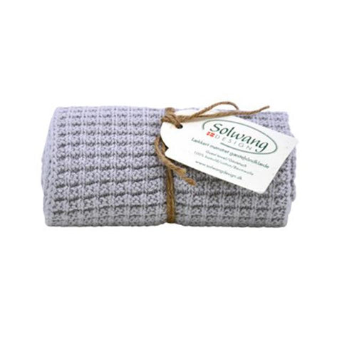 Guest Towel Made Of Organic Cotton