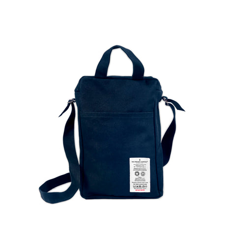Small Care Bag in Navy