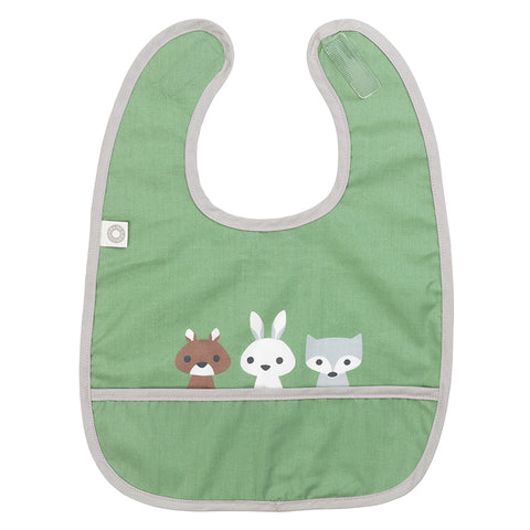 Certified Organic Cotton Baby Bib Danish Design by Franck & Fischer