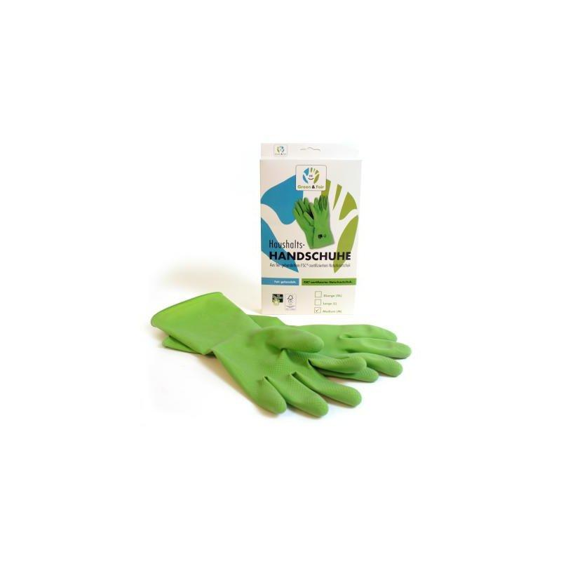 Household Glove in 100% Natural Latex