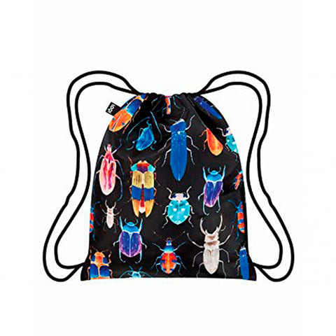 LOQI Backpack - Wild Insects
