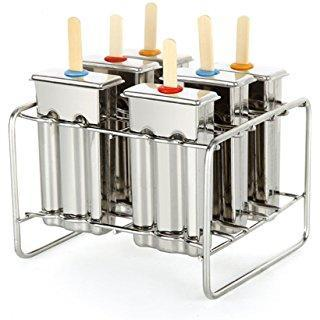 Popsicle Mold In Stainless Steal