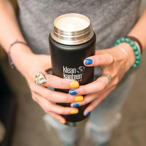 Klean Kanteen Leakproof Thermoflask with Café Cap - 592 ml