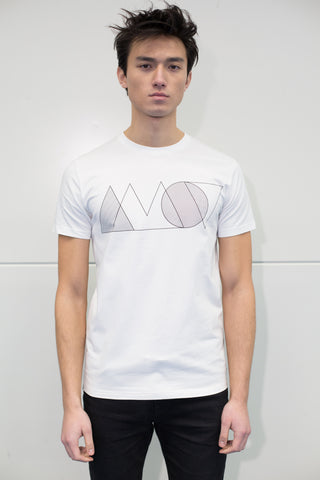 Organic T-shirt Men - Grafic Print