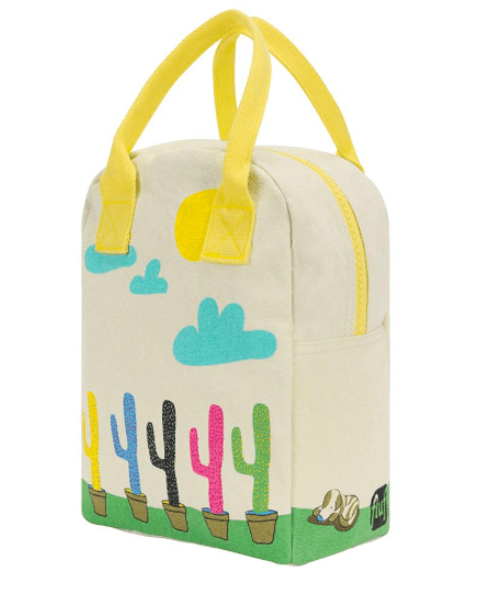 Zipper Lunch Bag