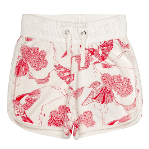 Nadia Shorts in Organic Cotton - Loudly