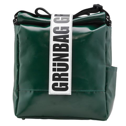 Sustainable Shoulder Bag - City Green