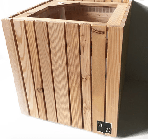 Squarely Sustainable GrowON box