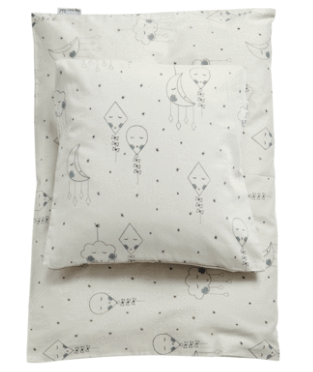 Organic Cotton Baby Or Junior Bedding Set