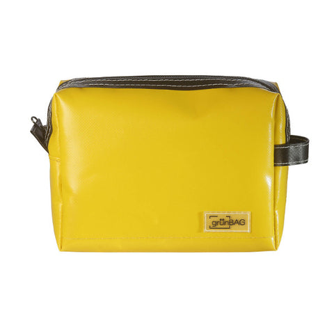 Toiletbag from GrünBAG - Yellow