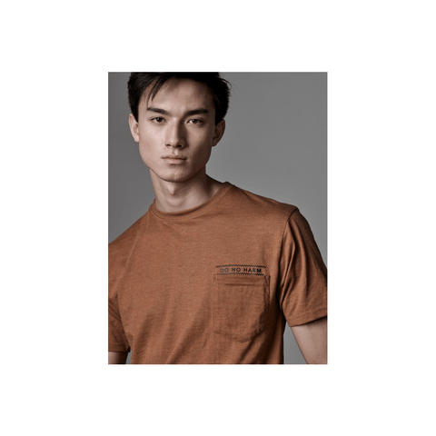 Organic cotton tshirt for men - Amov