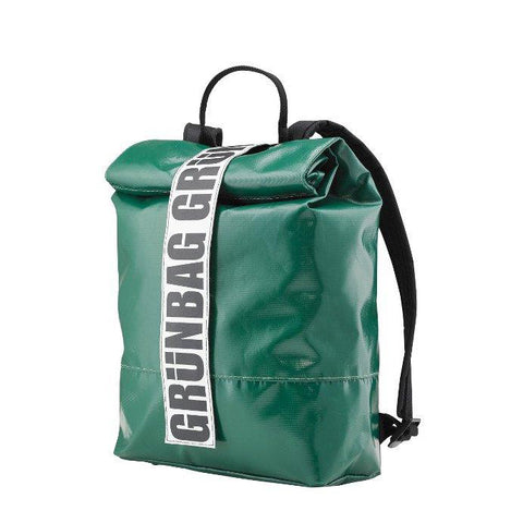 Sustainable Backpack - Green