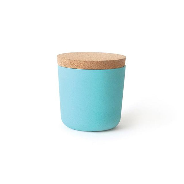 Bamboo Storage Jars in Different Colors