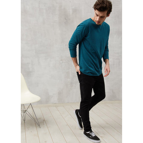 Organic Cotton Long Sleeve Shirt for Men