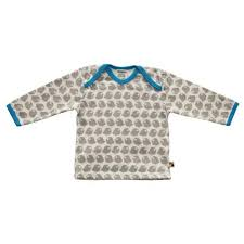 Organic Cotton Long Sleeve Shirt For Kids